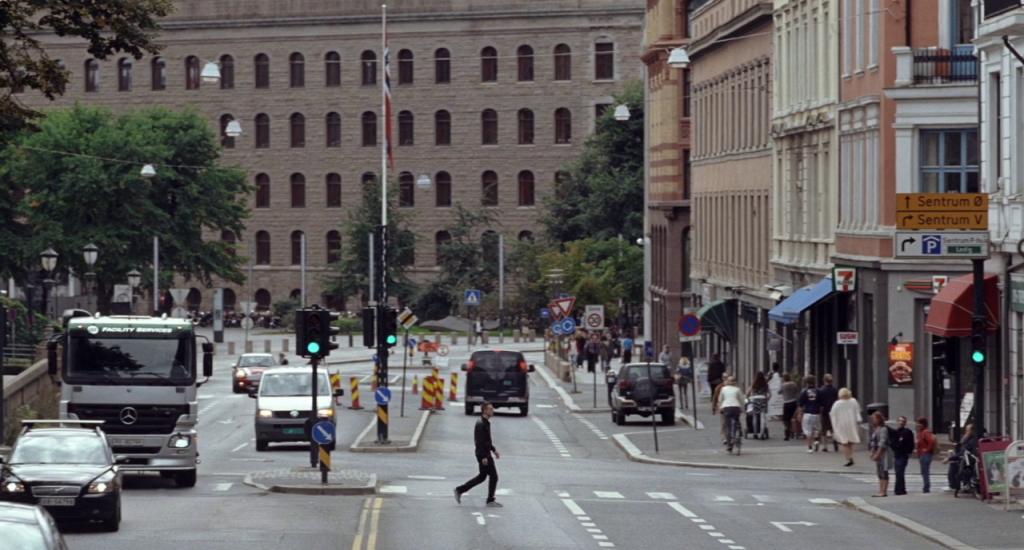 Oslo 31 August Città