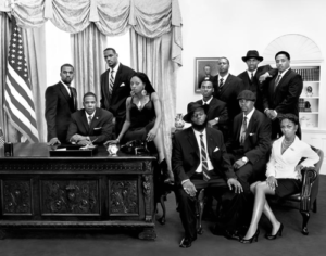 Lebron James & Jay Z La Familia