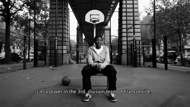 Diana Gandega, Paris Basketball Stories