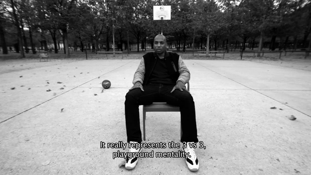 Makan Dioumassi, Paris Basketball Stories