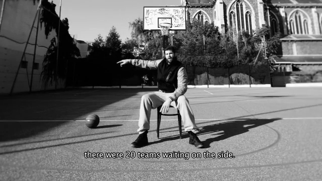 Olivier Barthélémy, Paris Basketball Stories
