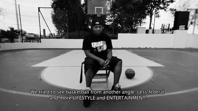 Hamadoun Sidibe, Paris Basketball Stories