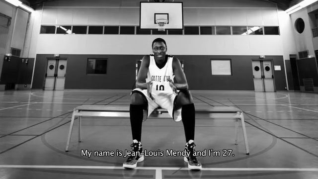 Jean Louis Mendy, Paris Basketball Stories