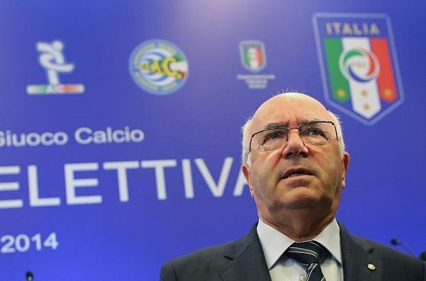 Carlo Tavecchio FIGC disaster