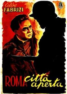 Rome Open City Movie Poster