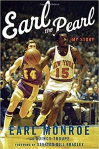 Earl The Pearl My Story by Earl Monroe