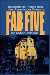 The Fab Five by Mitch Albom