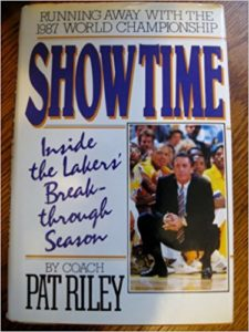Showtime by Pat Riley